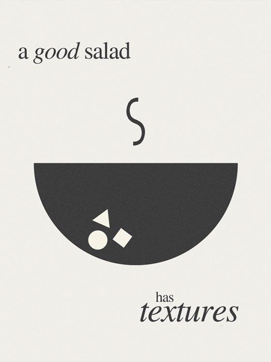 Salad Guide